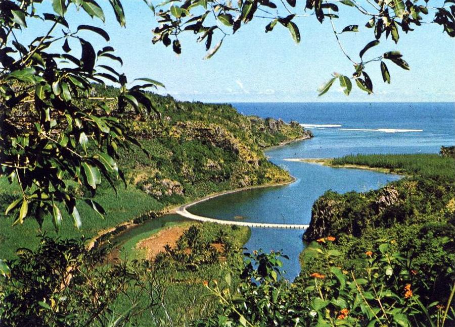 Macondé - Baie du Cap - Ile Maurice - Mauritius