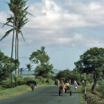 Typical Village Lifestyle and Scenery – Grandport / Mahebourg – 1975