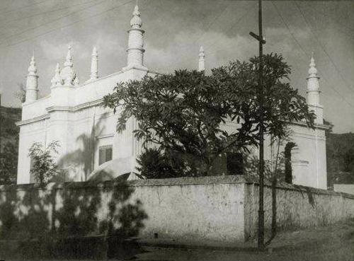 Al Aqsa Mosque/Masjid - Plaine Verte - circa 1809