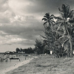 Baie du Tombeau beach – 1960s