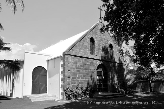 Baie du Tombeau - St Malo Church
