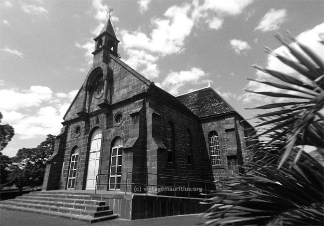 Bambous-St-Sauveur-Church