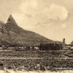 The Bassin Sugar Estate and Rempart Mountains – 1911