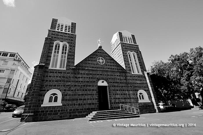 Beau Bassin - Sacré Coeur Church - Mauritius