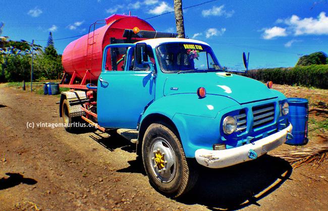 Bedford Lorry at Mapou Mauritius