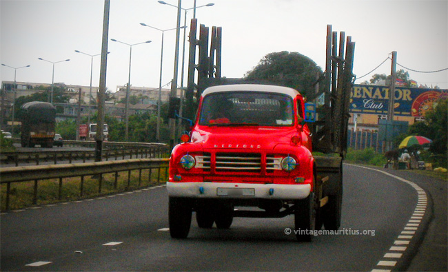Bedford-lorry-at-Nouvelle-France-Mauritius