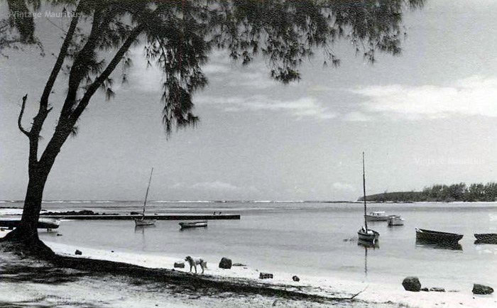 Blue Bay Beach - 1960s