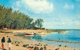 Blue Bay Beach - early 1970s