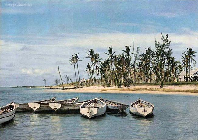 Cap Malheureux Beach 1963