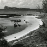 Cap Malheureux Beach and the Pirogues – 1960s