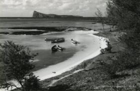 Cap Malheureux - Public Beach - Pirogues - 1960s