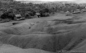 Chamarel Colored Earth - 1960s