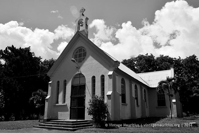 Chamarel - St Anne Church Mauritius