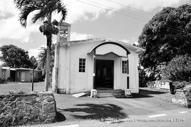 Clemencia Old Church Mauritius