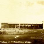 Plaisance – Construction of the Airport – 1960s