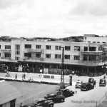 Construction of the Merven Building from Start to Finish – 1950