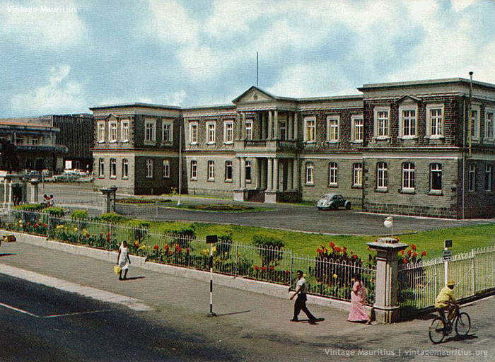 Curepipe Royal College 1969