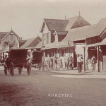 Curepipe – Royal Road – During the Far West Days – early 1900s