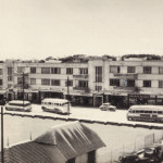 Curepipe – Royal Road and the Merven Building – 1950s