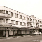 Curepipe – Royal Road and the Merven Building – 1960s