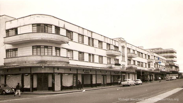 Curepipe - Royal Road - Merven Building - 1960s
