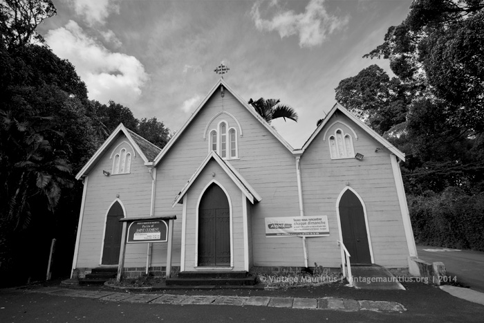 Curepipe - St Clement Anglican Church - Mauritius - 1878