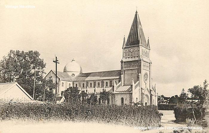 Curepipe St Helene Church 1933