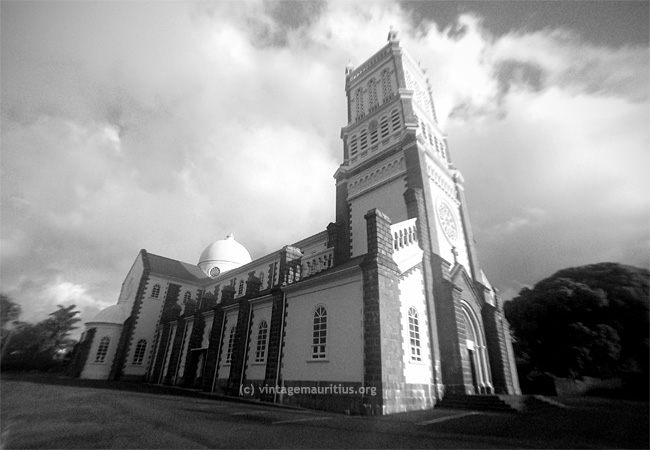 Curepipe-St-Helene-Church