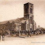 Curepipe – St Therese Church – early 1900s