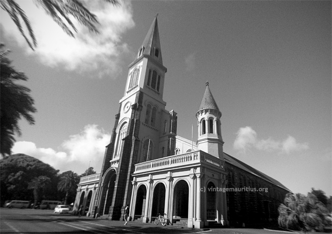 Curepipe St Therese Church - 2013