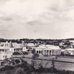 Curepipe – The Town Hall and Municipality – 1950s