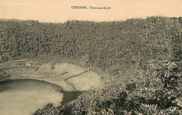 Curepipe Trou aux Cerfs 1890s