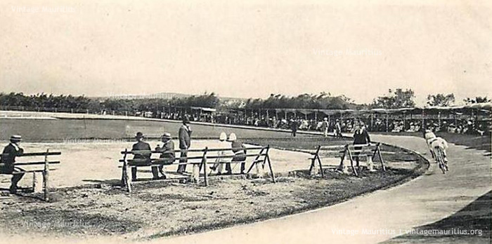 Curepipe Velodrome - Bicycle Racing - 1930s
