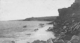 Flic en Flac - Baie du Corsaire - Klondike - 1920s