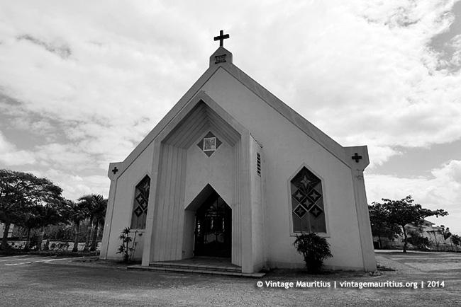 Flic en Flac Church - Constructed: 2000