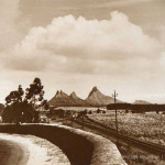 View from Floreal and Curepipe Road Railway Line – 1940/50s