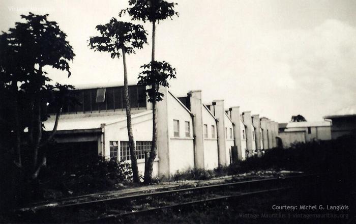 Goni Bag Factory - Quatre Bornes - Mauritius - 1950s