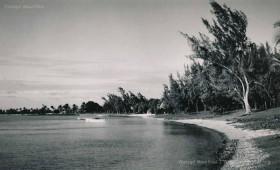 Grand Bay Beach - Mauritius - 1960s
