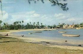 Grand Bay Mauritius 1970s