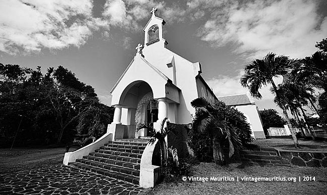 Grand Gaube - St Michel Old Church