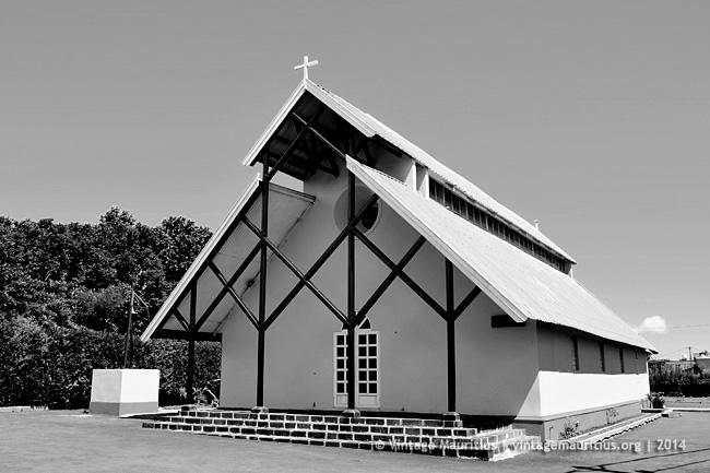 Henrietta Church - Mauritius