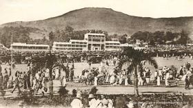 Horse Racing Champ de Mars 1937