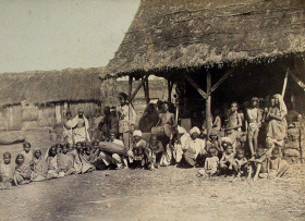 Indian Immigrants In Mauritius - 1900s