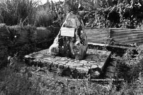 Laperouse First Monument at Eau Coulee Curepipe