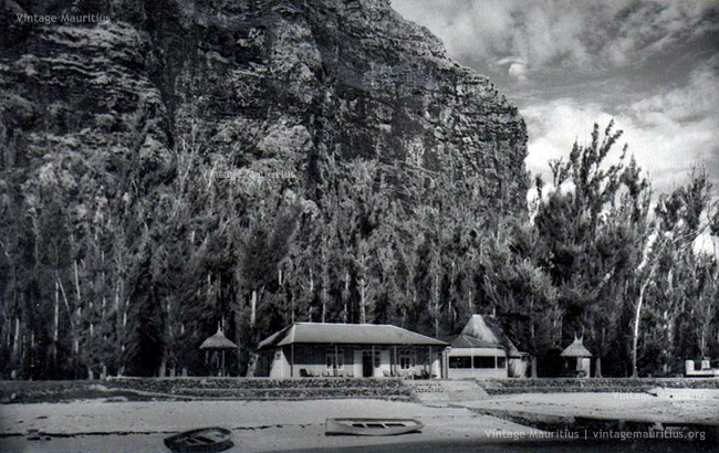 Le Morne Plage Hotel - 1958