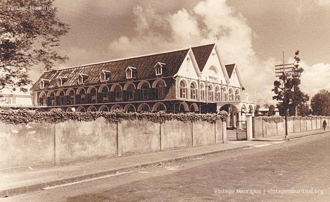 Loreto Convent Curepipe - Couvent Lorette Curepipe - 1950s