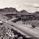 The M1 Motorway at Reduit – 1960s