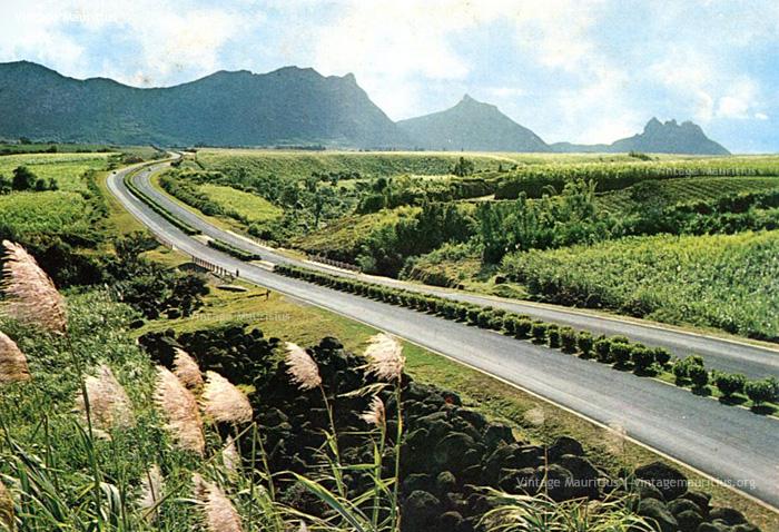 M1 Motorway - St Jean - Ebene - Reduit - Mauritius - 1970s
