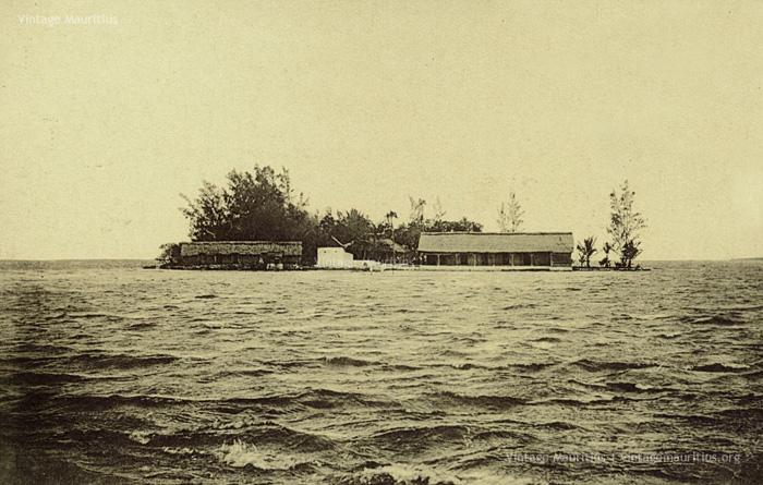 Mahebourg - Mouchoir Rouge Island - 1922