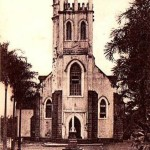 Mahebourg – Notre Dame des Anges Church – 1930s